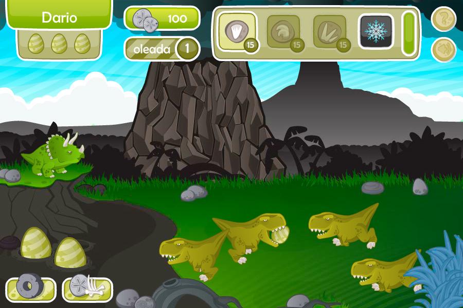 Dino Crash Park