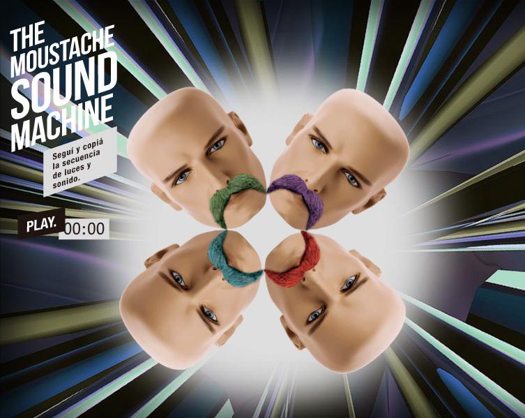 The Mustache Sound Machine