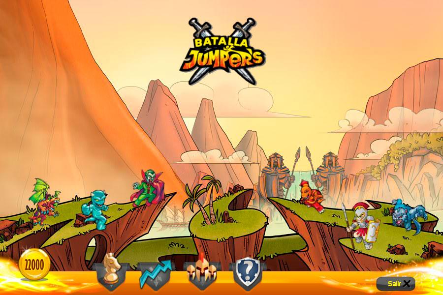 Jumpers Battle