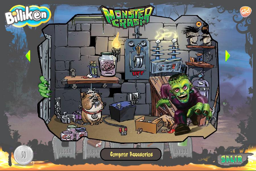 Monster Crashers
