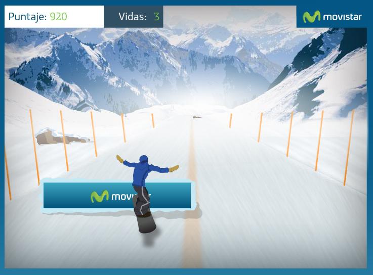 Movistar Winter Game width=